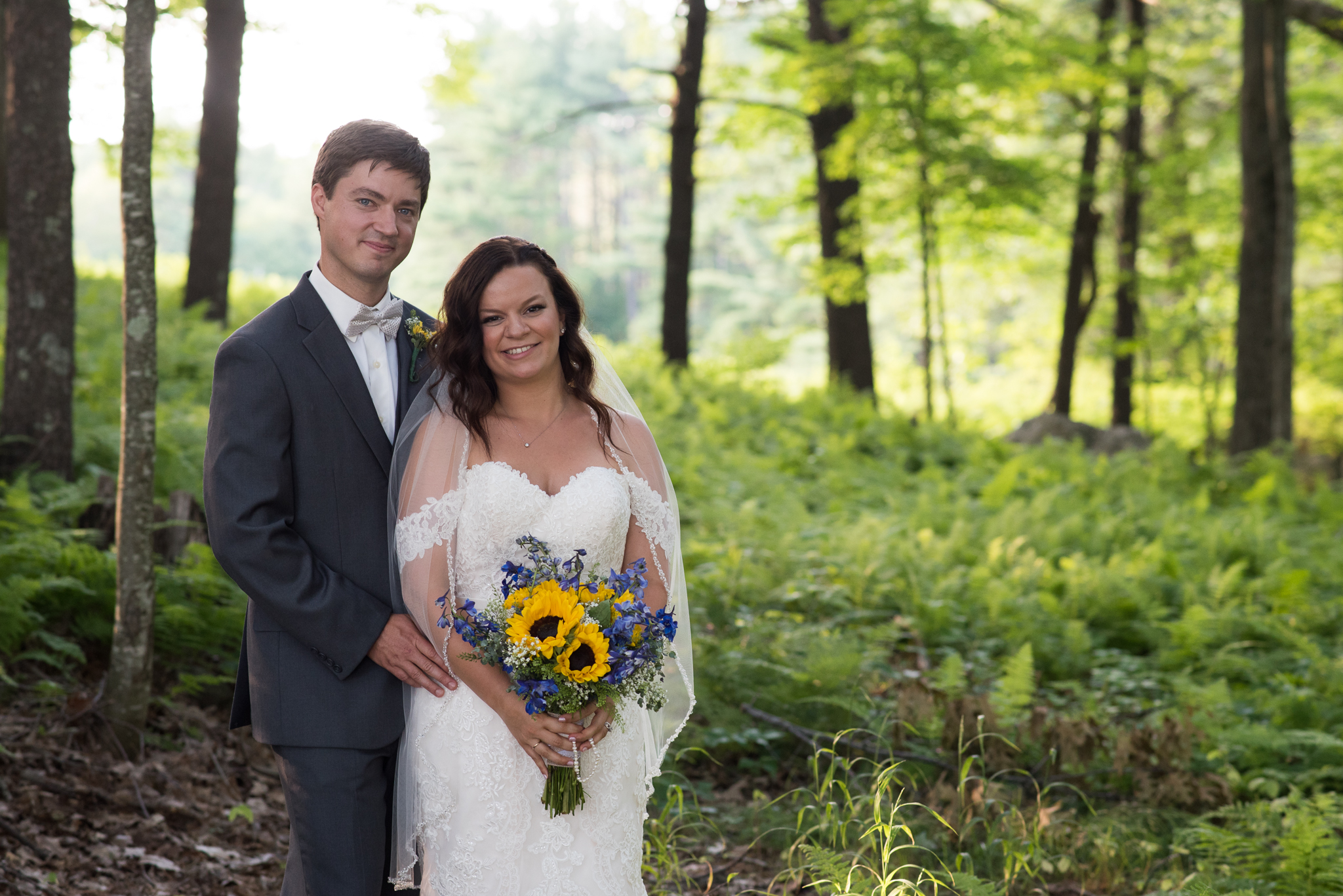 Zukas Hilltop Barn wedding venue photos in Spencer, MA photographed by Kara Emiy Krantz Photography