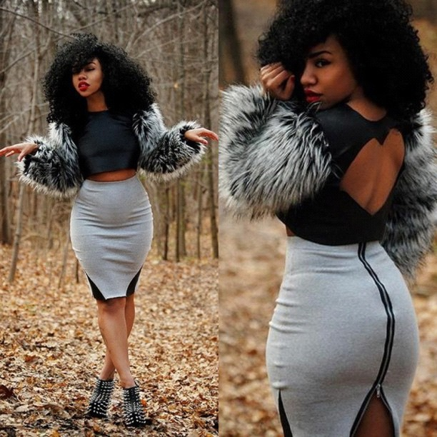 Sassy Hair    Curls, curves & style… a lot to love!