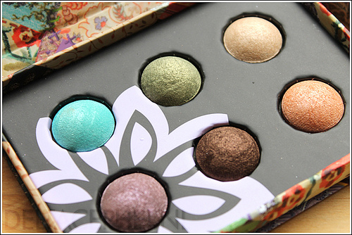 Bella Sassy    Beautiful palette, rich colors. #Want      MUFE La Bohème      Keep up with the daily fab  , join Sassy Nation    http://sassynation.tumblr.com     http://www.facebook.com/TheSassyNation     http://twitter.com/#!/SassyNation