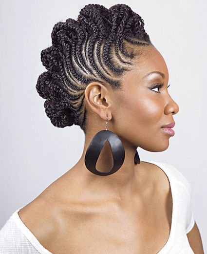 Sassy Hair    With warmer temperatures on the way we are looking forward to seeing more of these braided protective styles.    via divalocity :   A work of art!     herartfeltwords :      18-15n-77-30w :      vodkapinapple :     I LOVE this style. One day…       18° 15' N, 77° 30' W       Love love love_HAFW