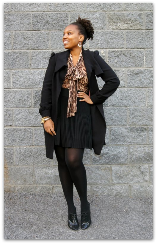 Sassy Style    Mondays don't have to be manic. This easily pulled together look by blogger Kendra, is very work sassy. Check out her style blog,  Kendra's Closet Confections . We're sure you'll love it and her sassy wardrobe as much as we do.    Keep it sassy, join Sassy Nation     http://sassynation.tumblr.com     http://www.facebook.com/TheSassyNation     http://twitter.com/#!/SassyNation