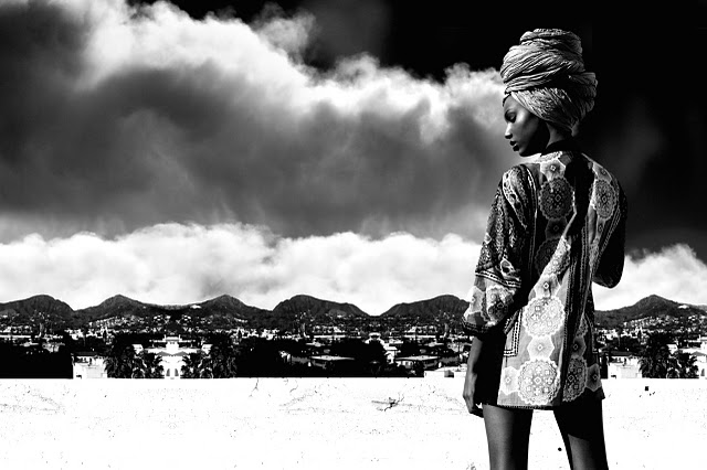 Sassy Style Inspiration     Jasmine Tookes' breathtaking black and white photo.     Keep up with the daily sass, join   Sassy   Nation     http://sassynation.tumblr.com     http://www.facebook.com/TheSassyNation     http://twitter.com/#!/SassyNation