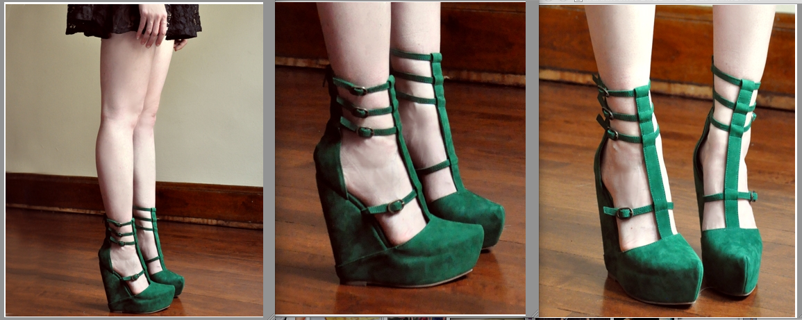 Sassy Style    We're green with envy over these super sassy suede platforms by Jeffrey Campbell. Perfect for a fall strut through the city.    via daniiphae     Keep it sassy, join Sassy Nation     http://sassynation.tumblr.com     http://www.facebook.com/TheSassyNation     http://twitter.com/#!/SassyNation