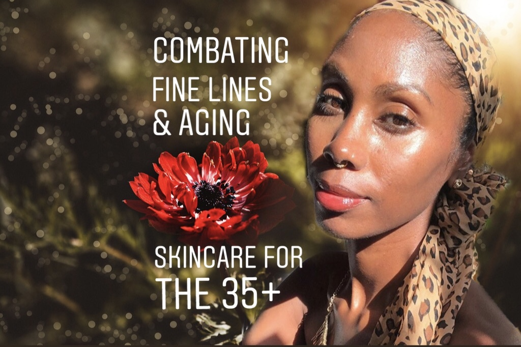 Anti-Aging Skincare for Women 35+