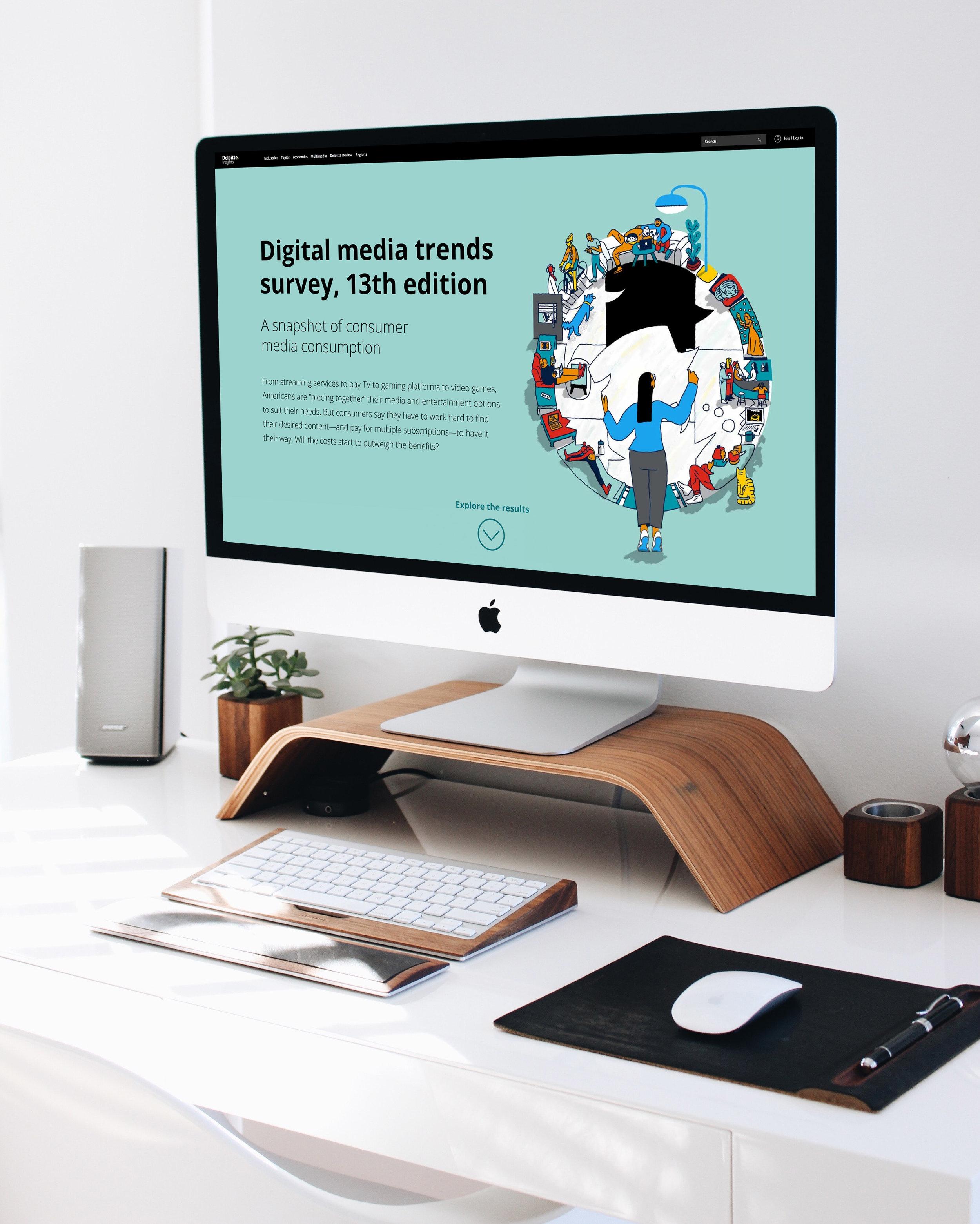 Digital Media Trends - 2019