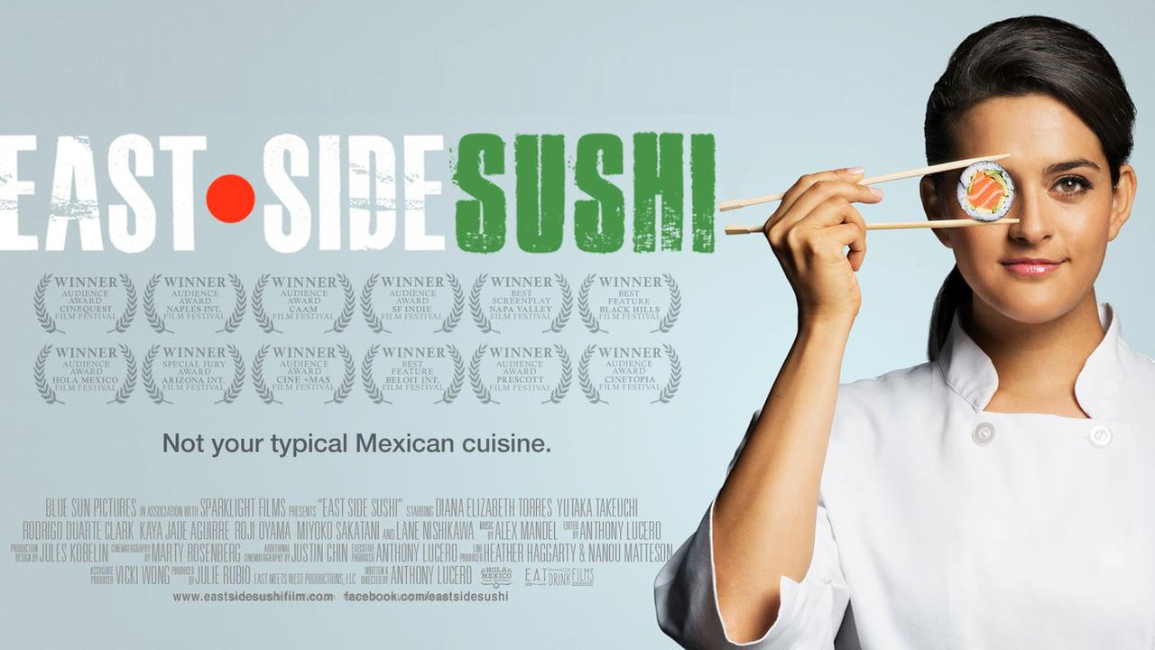 East side sushi –  anthony lucero