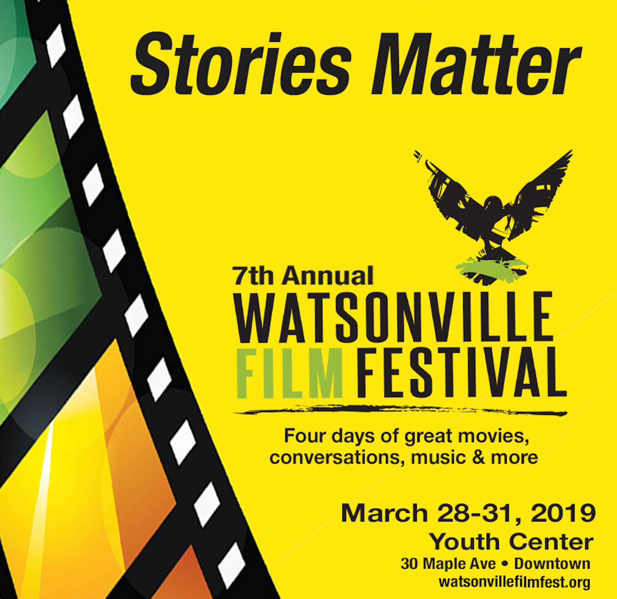 WFF - March 28-31, 2019
