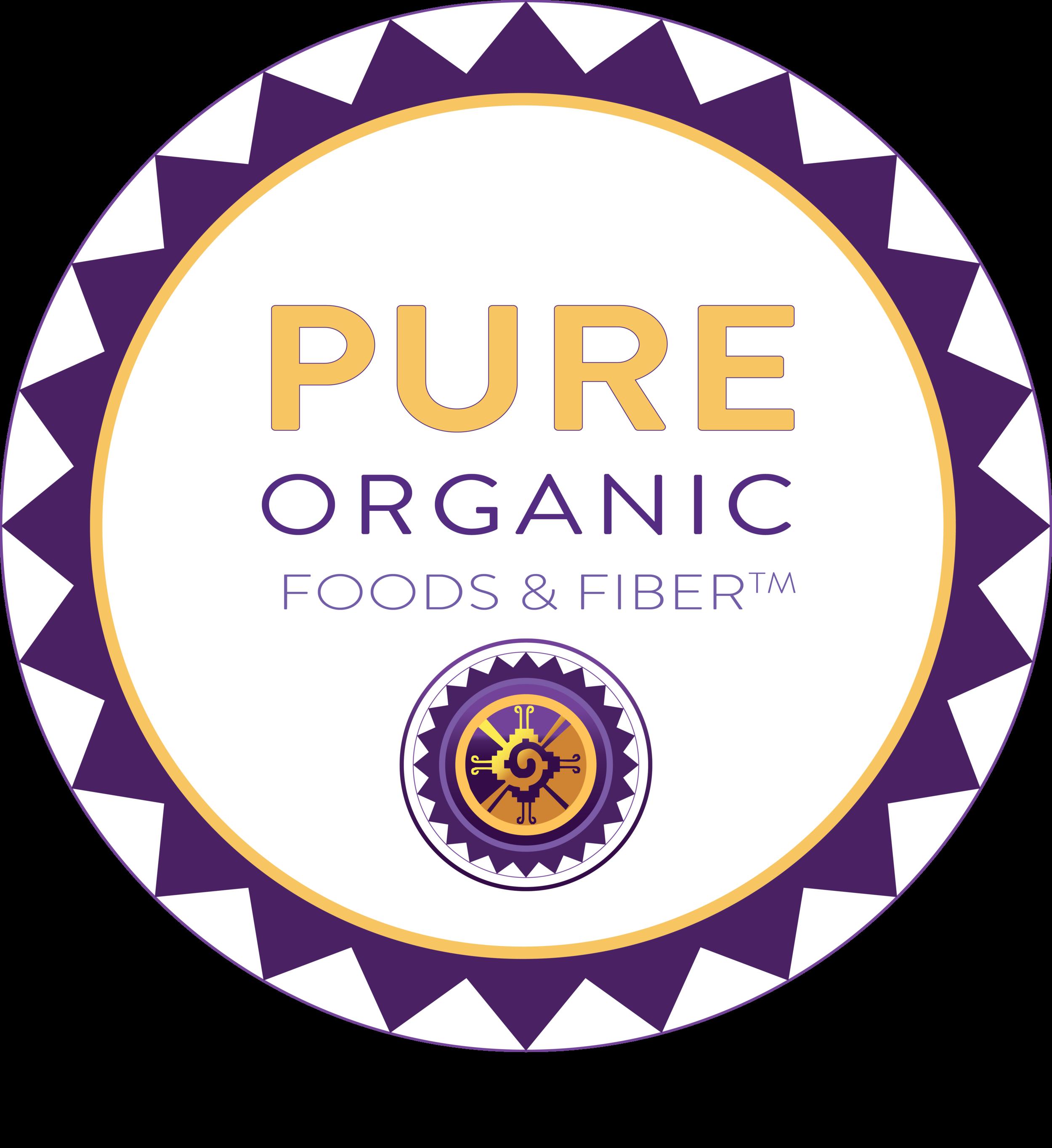 Pure Organic Foods & Fiber