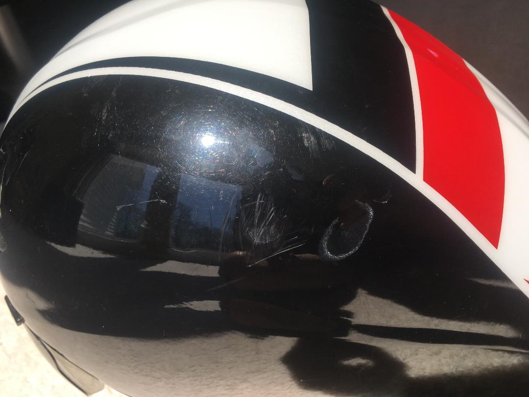 Post crash helmet - time for an upgrade!