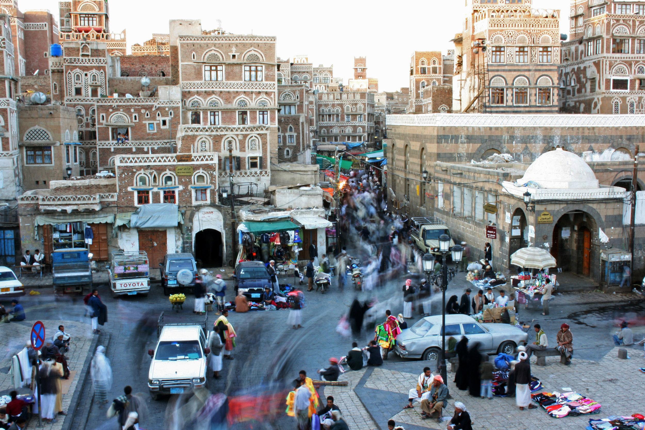 Around Arabia - Daily life around the Gulf, Oman and Yemen