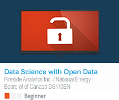 Data Science with open data -  For learners who are new to data science, open data, and R.