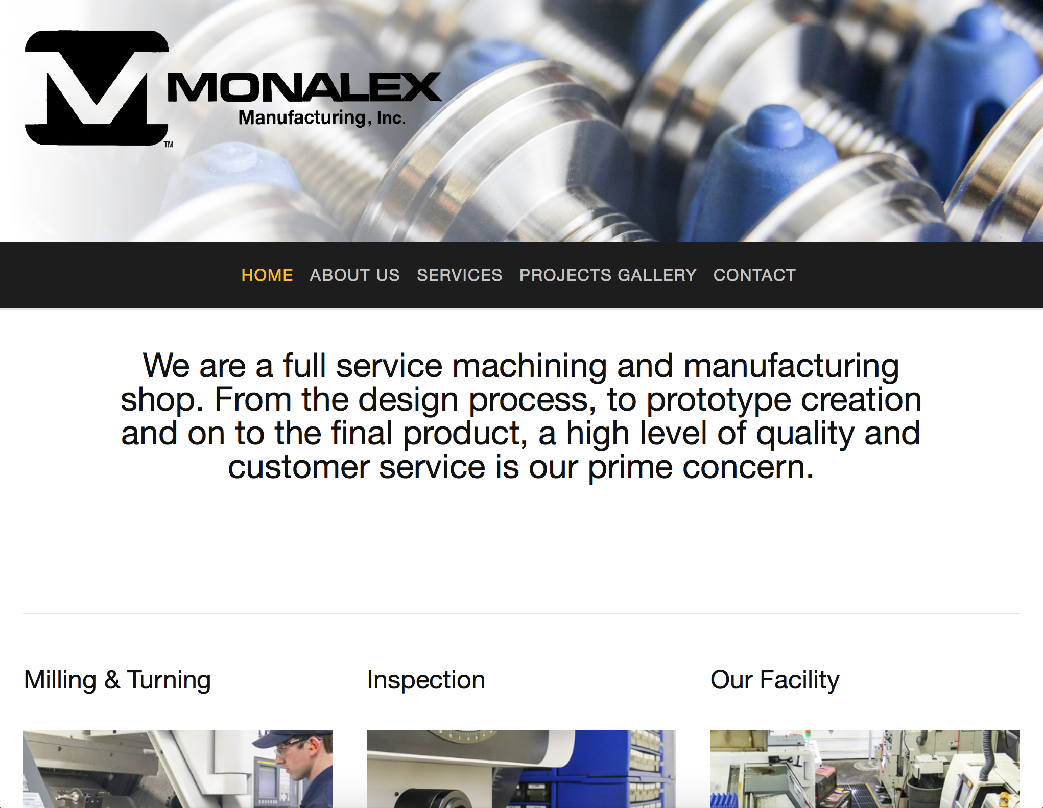 Monalex Mfg.