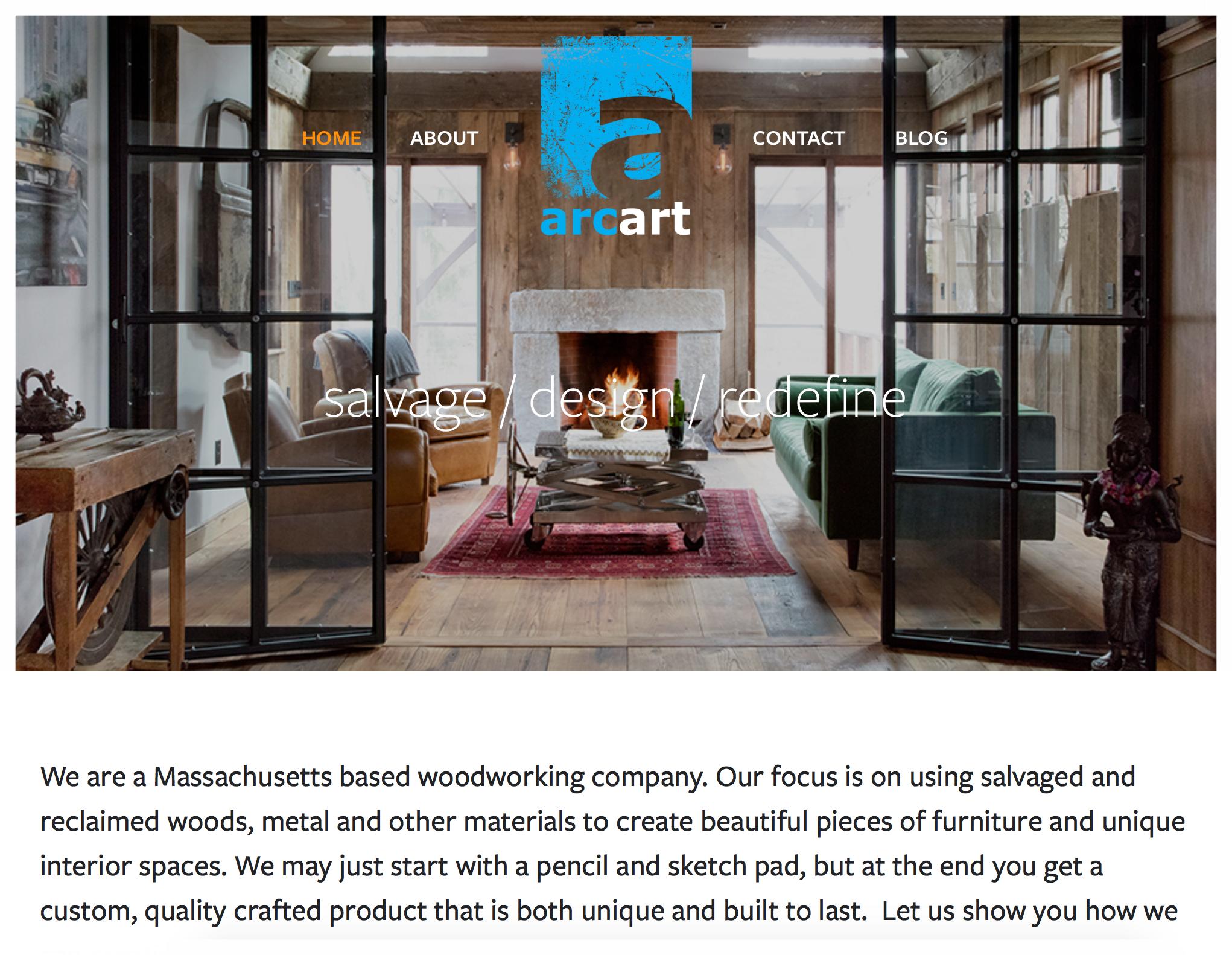 ArcArt Furniture