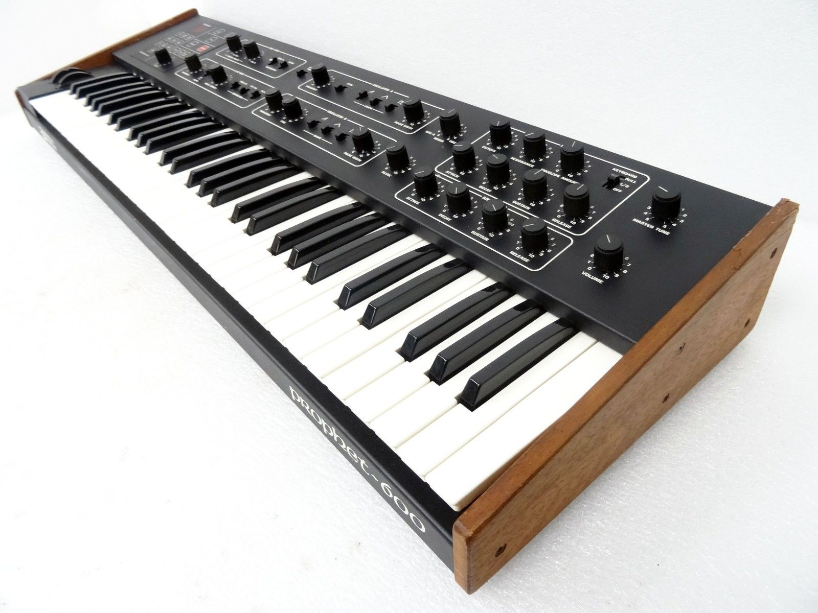 Sequential Circuits Prophet 600