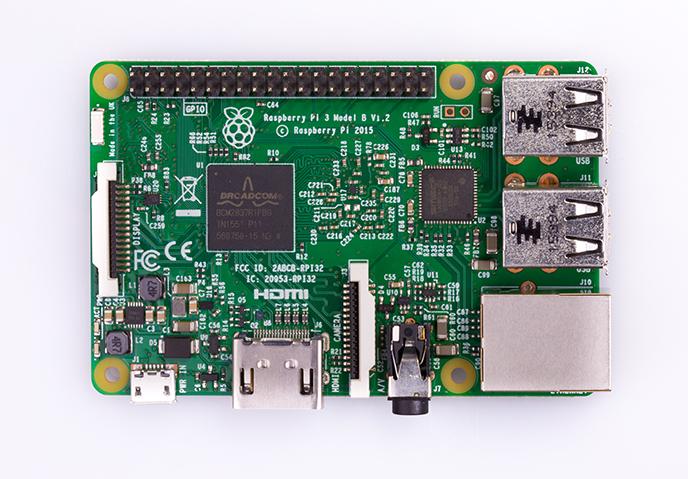 Raspberry Pi 3 Model B -