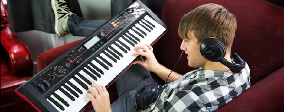 The original Korg Kross was released in 2013...