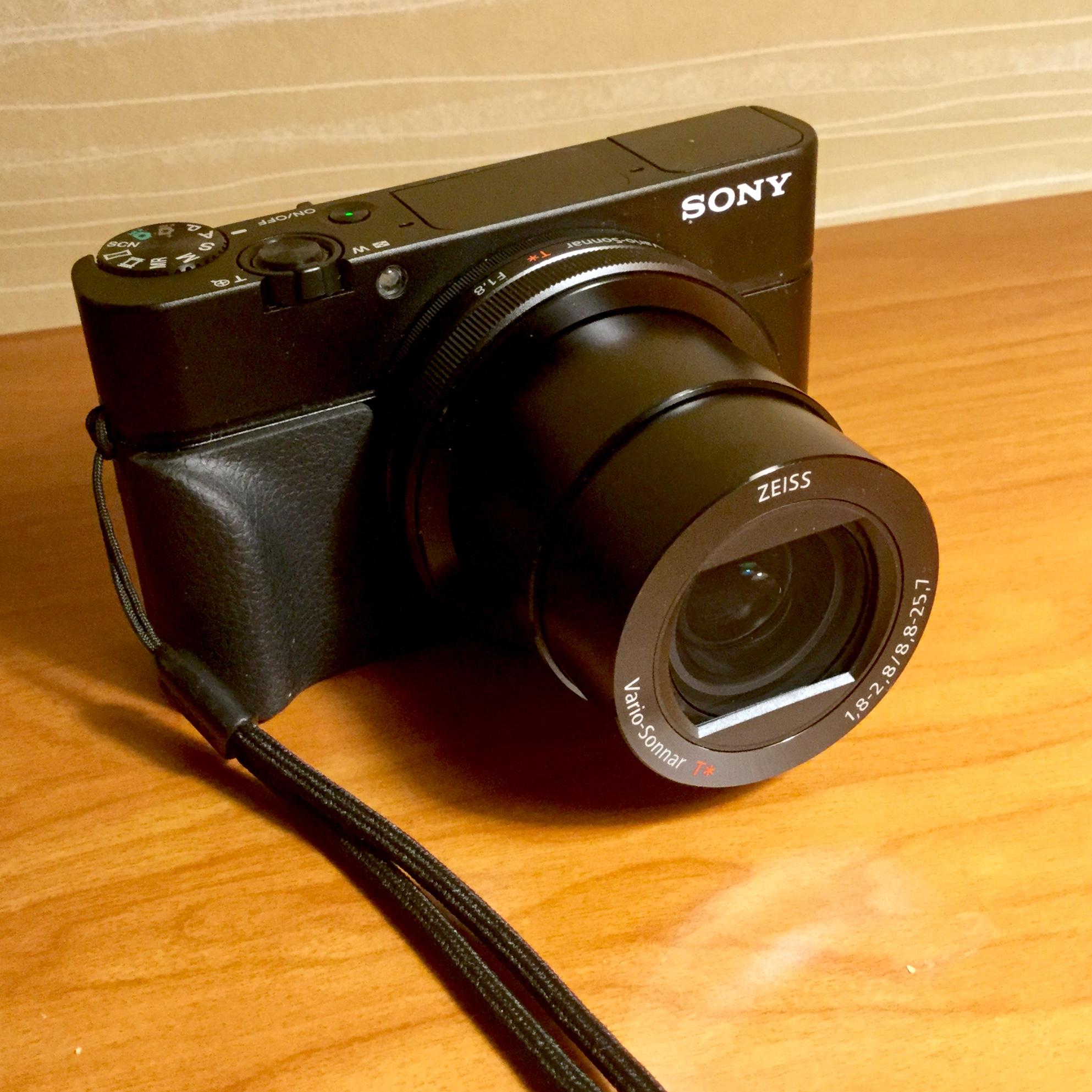 Sony RX100 Mk III
