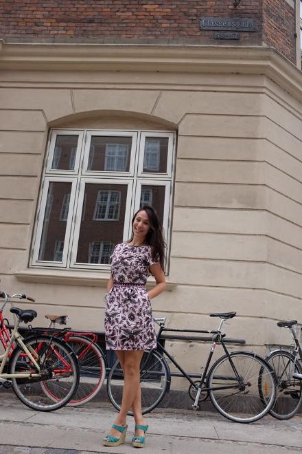 Batik-ing it up in the streets of Copenhagen