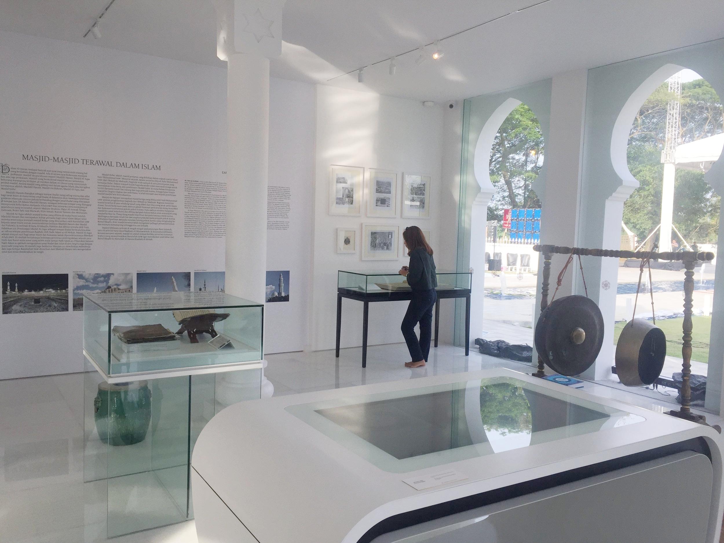 Batik&Bubbles_muziuminterior