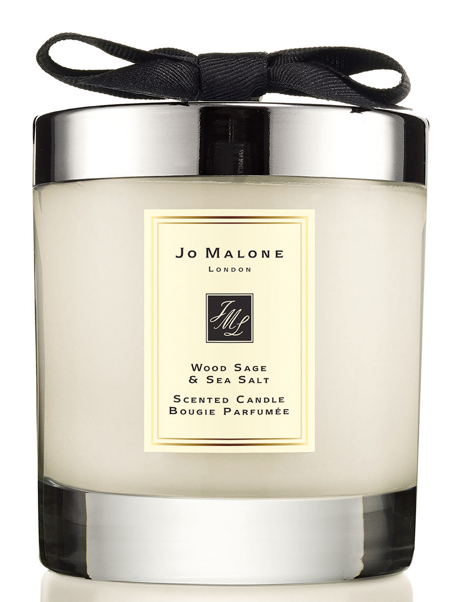 Jo Malone Wood Sage & Sea Salt Home Candle, $115.
