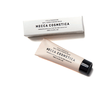 Mecca Cosmetica It's a Pushover Nail Conditioning Balm