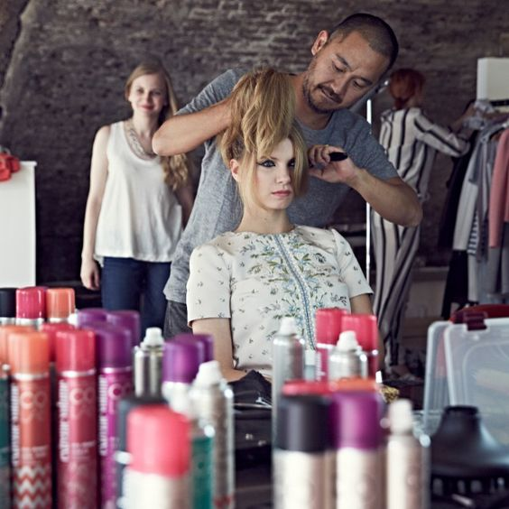 COLAB backstage with Ruth Crilly