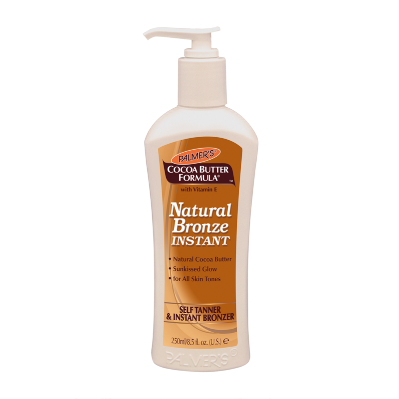 Palmers Natural Bronze Instant, $17.