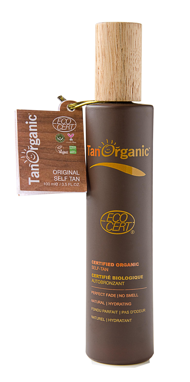 Tan Organic Certified Organic Self Tan, $46.