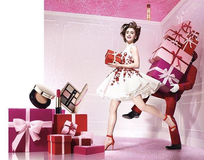 Lancôme Holiday Collection Paris En Rose.