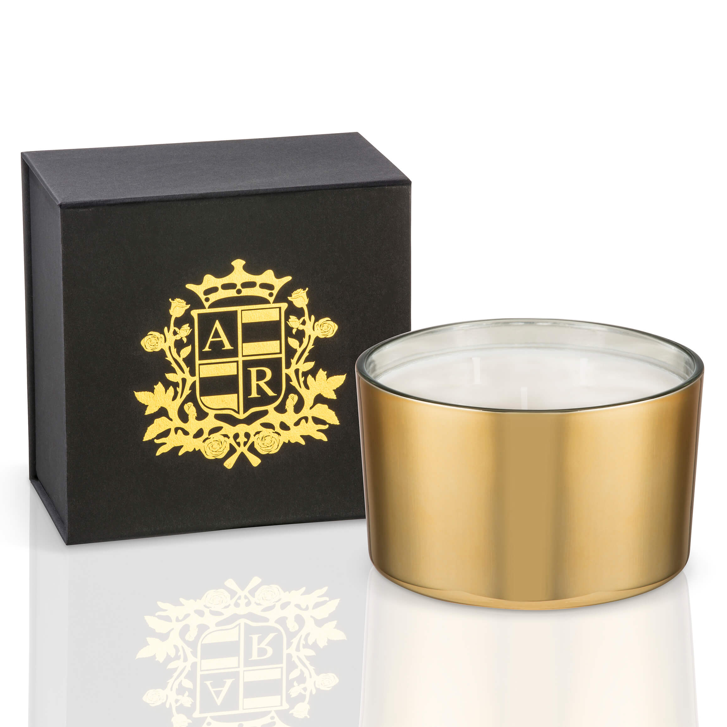 Abbey Rose Ultra Large Three Wick Candle, 500g, Burn Time 70 Hours, RRP $129.jpg
