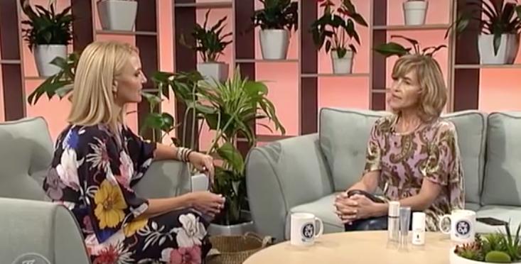 Editor Trudi Brewer talks vitamin A with Mel Homer