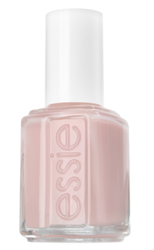 Essie Nail Colour in Vanity Fairest in pink bottle with white lid