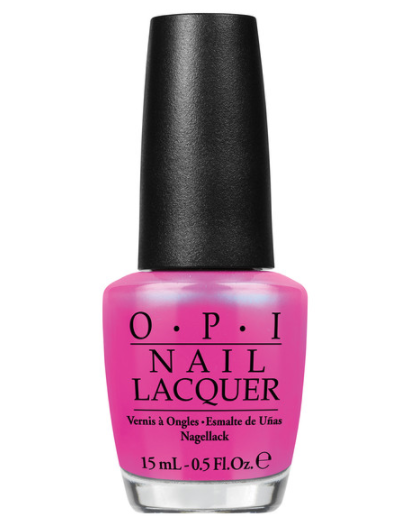 OPI Brights Nail lacquer in Hotter Thank You Pink