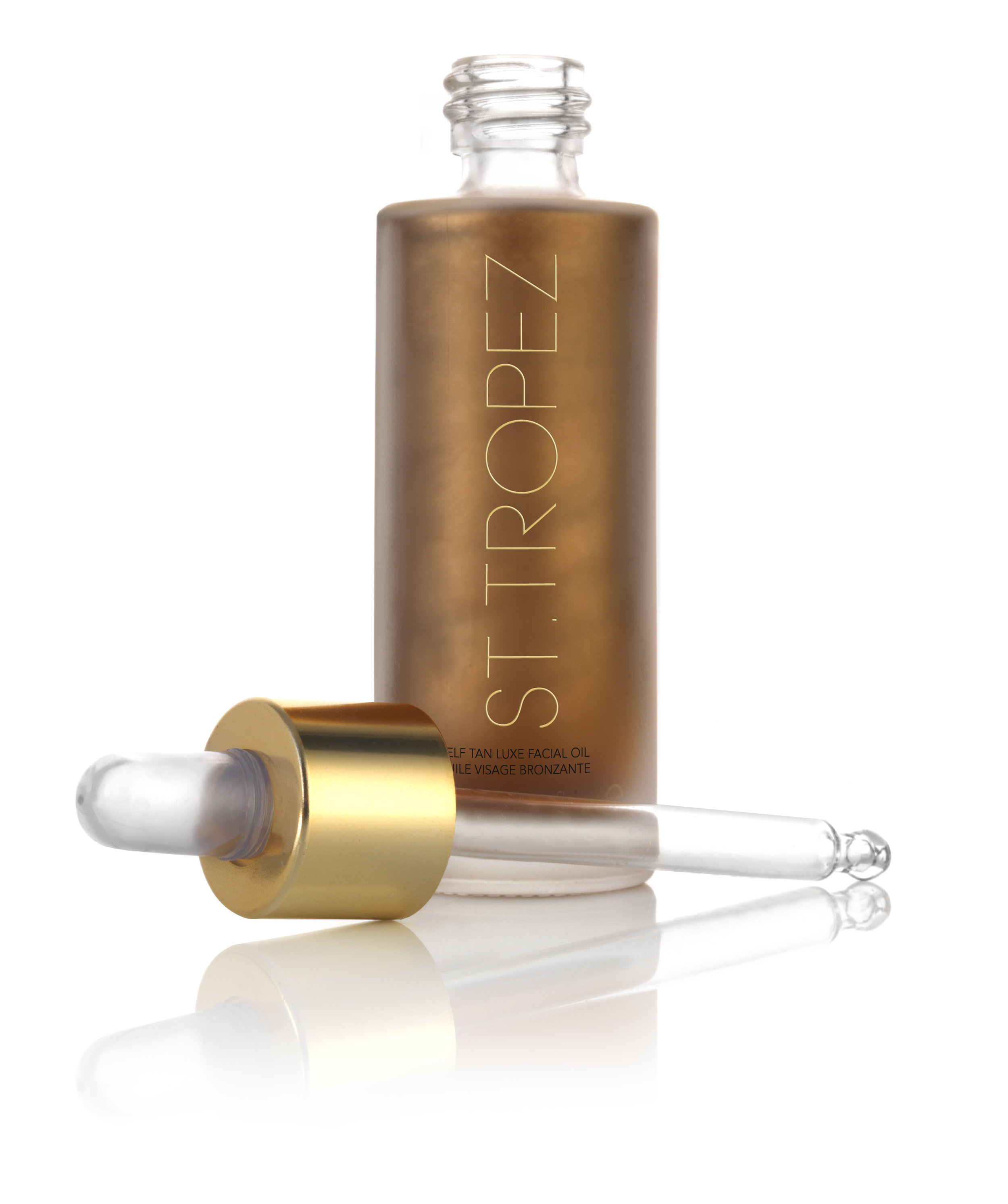 ST.TROPEZ Self Tan Luxe Facial Oil 30ml (pipette pictured).jpg