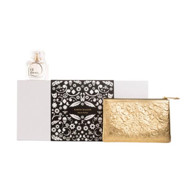 Karen Walker Hi there gift set with filigree purse