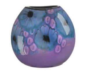 Poole Jasmine Purse Vase