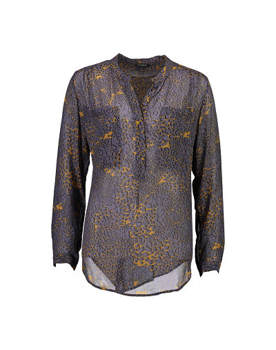 Storm Wilde-side print shirt