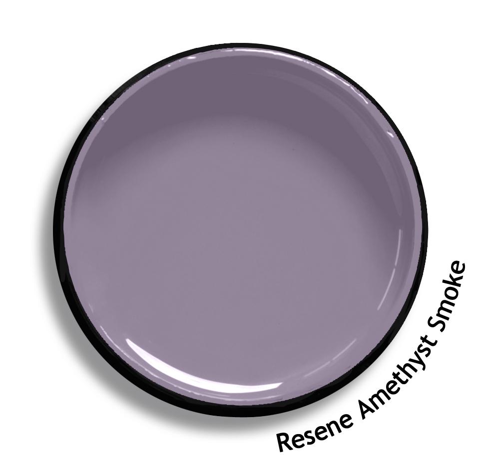 Resene Amethyst Smokepaint