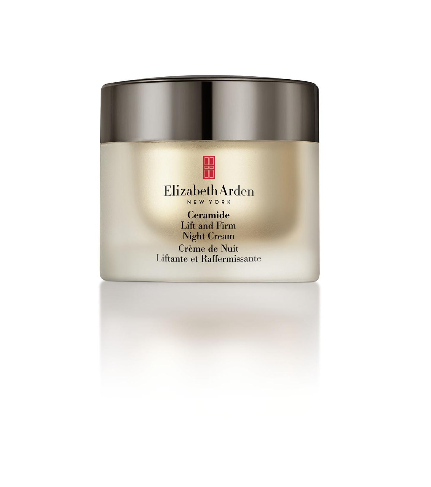 Elizabeth Arden  Ceramide Lift and Firm Night Cream, $151.