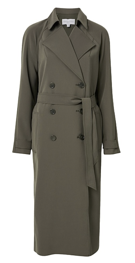Witchery Francoise trench