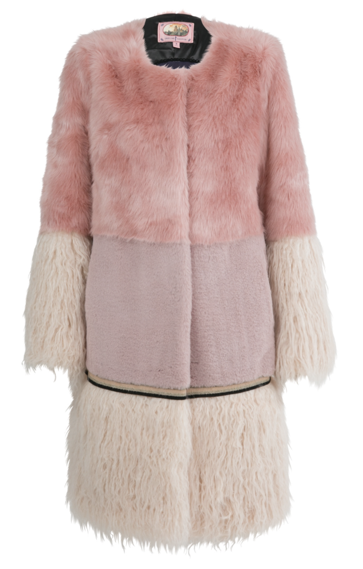 Your Making Me Blush coat by Trelise Cooper
