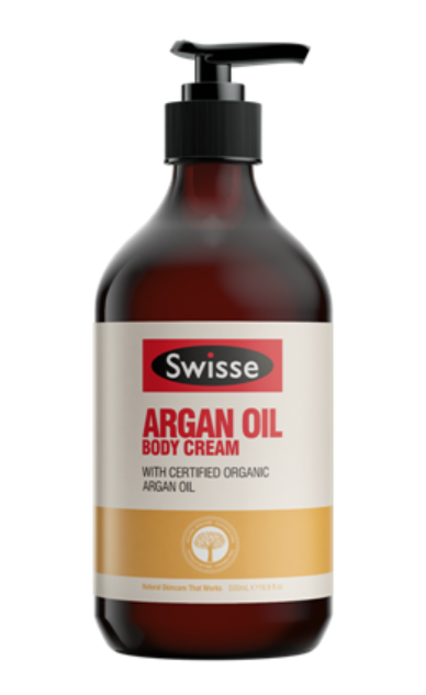 Swisse Argan Oil Body Cream