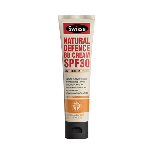 Swisse Natural Defence BB Cream SPF30