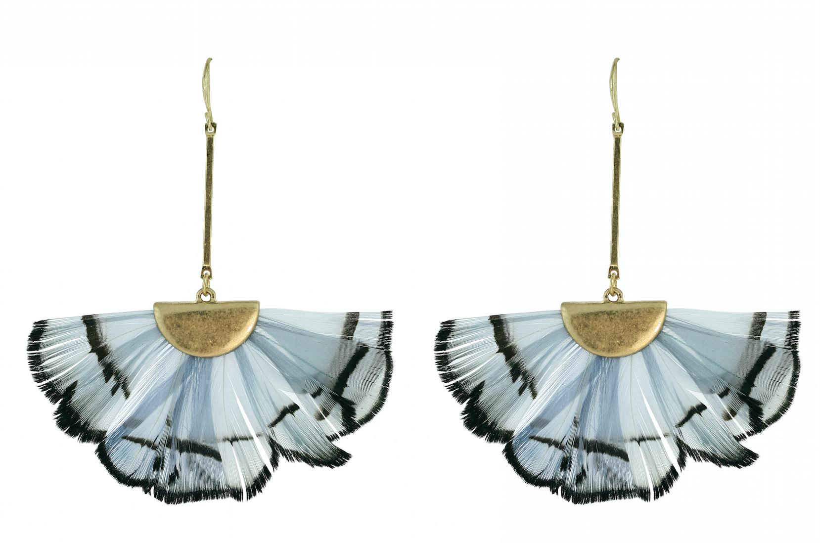 Four Corners earrings