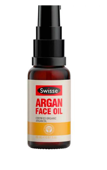 SWISSE Argan Face OIl, $21