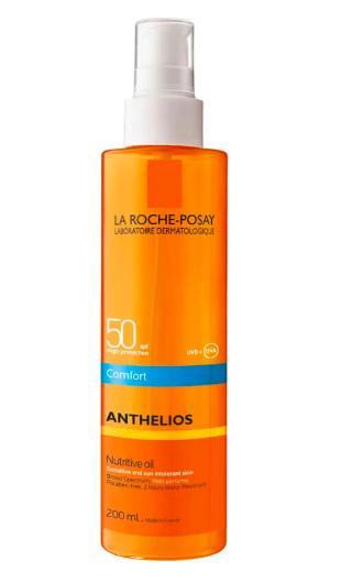 La Roche-Posay Anthelios Nutritive Oil SPF50