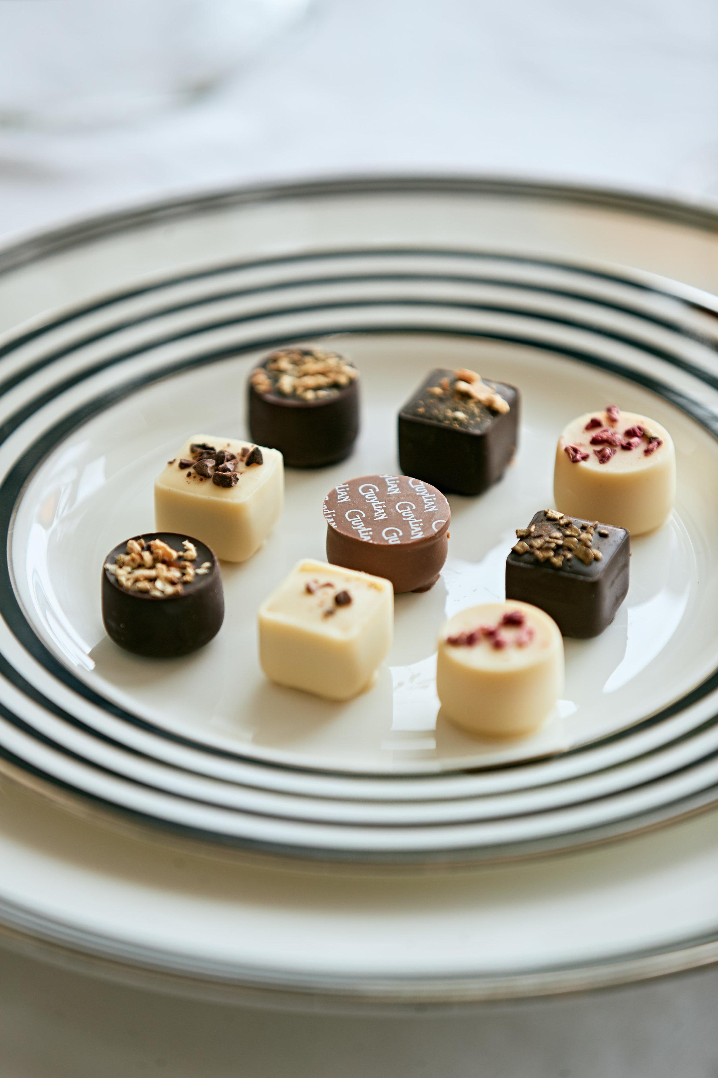 Guylian The Master's Selection Belguim chocolates