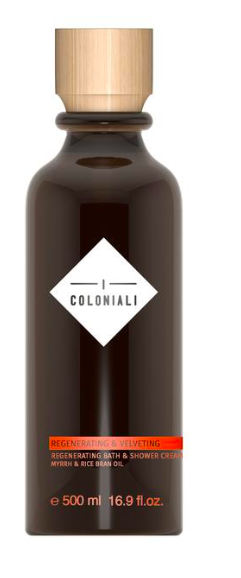 I COLONIALI Regenerating Myrrh Bath & Shower Cream