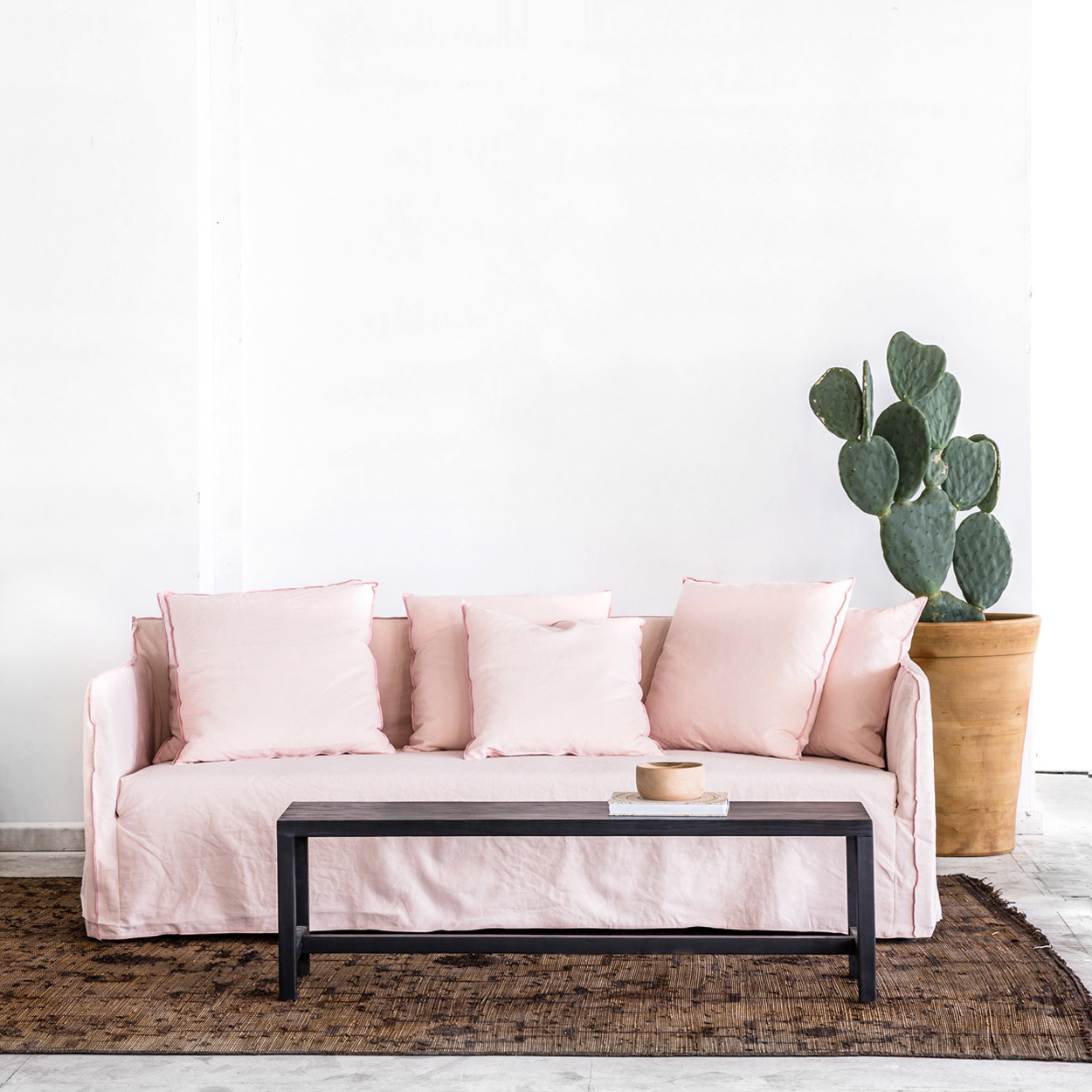 St Clements   Jo Sofa with arms, $4025.