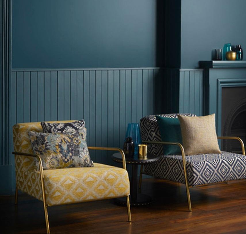 Warwick Fabrics   Cappadocia collection.